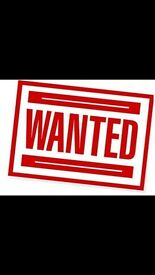 WANTED!! 2 or 3 bed house/ gff