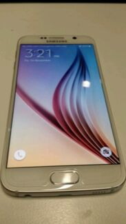 Excellence condition samsung galaxy s6 White 32g