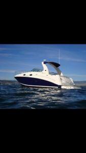 2004 Searay Sundancer 280 Cabin Cruiser