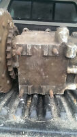 Vintage harley three speed transmission 1917 model 35-17