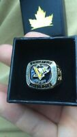 Molson canadian Pittsburgh stanley cup ring