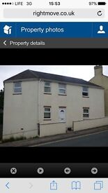 2 /3 bed house to rent Cinderford