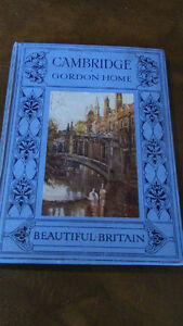 Beautiful Britain: Cambridge, by Gordon Home, 1911