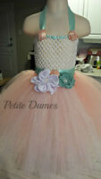 Headbands, Clips, Tulle Flower Girl Dresses, Tutu skirts & More!