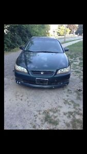 98 Honda Accord AS IS REDUCED