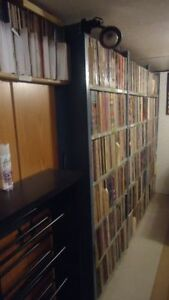 RECORD VINYL COLLECTION FOR SALE 33'S 45'S,OVER 20,000 COPIES
