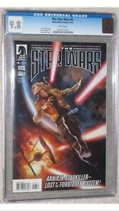 8 book set.  Based on the Rough Draft of Star Wars! all 9.8 CGC Cornwall Ontario image 6