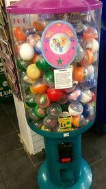 Vending machine 95mm novelty toy capsule
