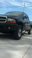 **RARE V8 4x4** 4.7L 2004 Dodge Dakota Quad Cab !! CERTIFIED!