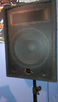 PA Speakers or Monitors *** NEW PRICE **
