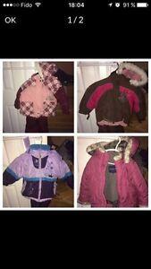 Plusieurs habits de neige fille/garcon West Island Greater Montréal image 5