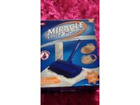 Miracle dry foam