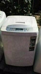 7.5 kg fuzzy logic washing machine ( make noise) /^\