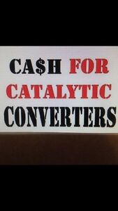 Sell your DPF exhaust for cash today