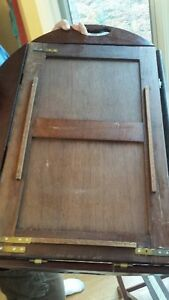 OLD WOODEN BUTLER TABLE price drop West Island Greater Montréal image 10