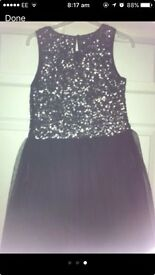 Girls age 10 party dress