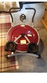 Ab Circle Pro Fitness Exerciser