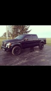 2011 Ford fx4 f150