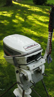 JOHNSON 15HP OUTBOARD MOTOR LONG OR SHORT SHAFT