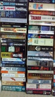 MASSIVE FICTION NOVEL SALE - MUST SEE 100's OF TITLES AVAILABLE!! Lindfield Ku-ring-gai Area Preview