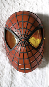 Selling my boys talking Spiderman mask   Used cond Berkeley Vale Wyong Area Preview
