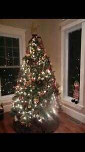 7ft Artificial Tree
