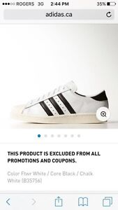ADIDAS HYKE SUPERSTAR SHOES FOR SALE