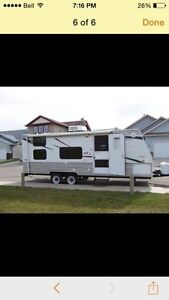 2008 23DD Cherokee travel trailer