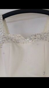 Wedding Dress - Size 1-2 Kitchener / Waterloo Kitchener Area image 3
