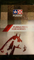 PURINA HORSE AND OTHER ANIMAL FEED (also dog and cat food)