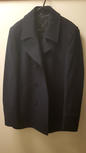 Sportsmans craft Navy blue peacoat - Size M - Brand new Hornsby Hornsby Area Preview