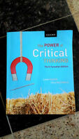 The Power of Critical Thinking: Third Canadian Edition