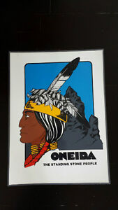 Six Nations tribe posters