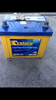Battery for Car / Boat / 4x4 etc. good condition
