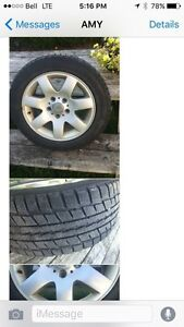 Winter Tires 205/55/R16