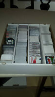 Various Hockey Cards Sets and Singles