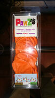 Protex Pawz Natural Rubber Dog Boots (X-Small)