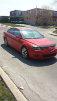 ++++2006 Mazda 6 Sport FULLY EQUIPPED. Low Price!!!!++++