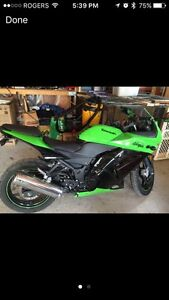 2009 Kawasaki ninja for sale