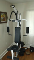 Great Home Gym - All you will ever need $175 OBO