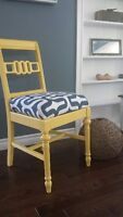 Cottage Chic Chair
