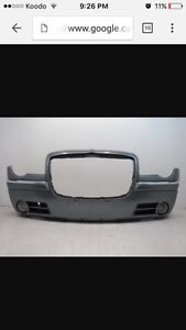 bumper Chrysler 300c