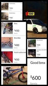Selling  or buying a BMX? Sarnia Sarnia Area image 3