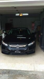 Lease transfer Honda Civic 2016 paying 1st month and more