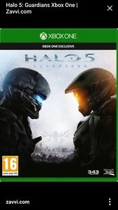Halo 5 and GTA 5 for Xbox One