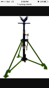 Synergy pipe stands (used)