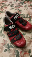Sidi Dominator Cycling Shoes size 38.5