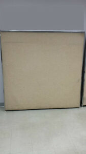 Cubicle Walls For Sale (3 sizes)