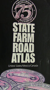 State Farm Road Atlas, US/Mexico/Canada 75th Anniversary Kitchener / Waterloo Kitchener Area image 2