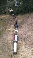 Water well submersible pump by Red Lion RL8B5F 10gpm 1/2 hp